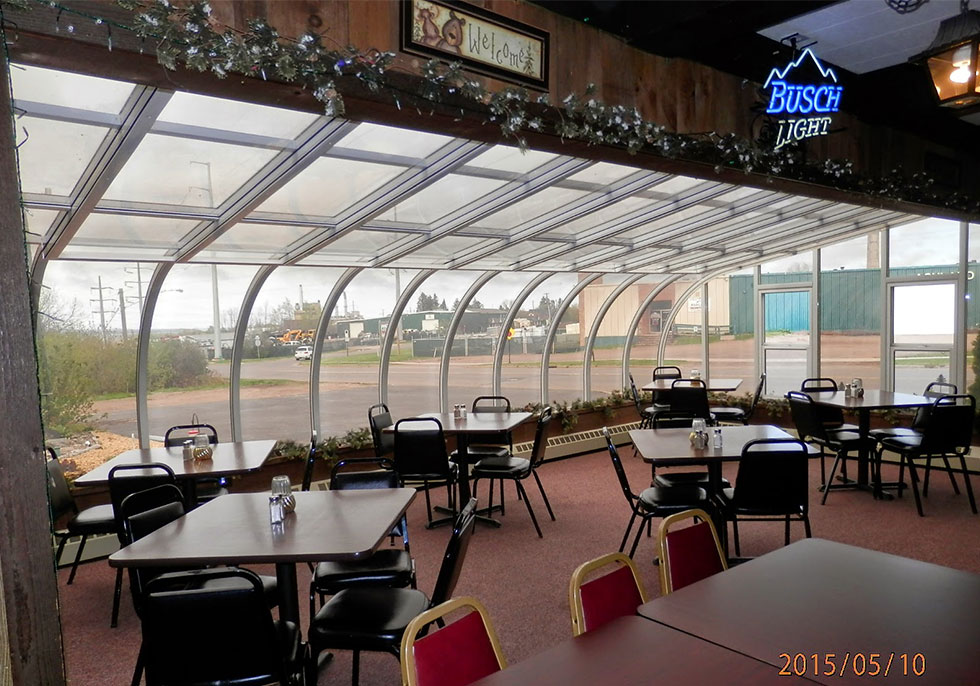 Hugo Pizza | Second Wind Country Inn, Ashland, WI