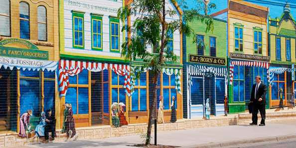 The Mural Walk in Ashland, Wisconsin | Second Wind Country Inn, Ashland, WI